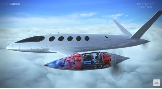 Aviation Video: Inside A $4 Million All-Electric Plane