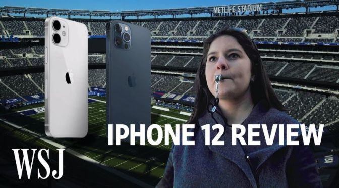 Personal Technology: Comparing iPhone 12 Vs iPhone 12 Pro (WSJ Video)