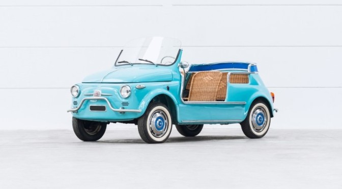 Classics: The Golden Age Of 1950's Italian Tiny Cars