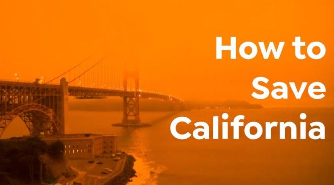 California Wildfires: How Climate, Government & Housing Fueled The Crisis