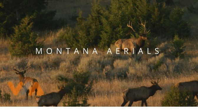 Travel Videos: 'Montana Aerials' By VIA Films (2020)