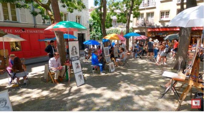 Top 2-Hour Walking Tours: 'Montmartre, Paris' (Video)