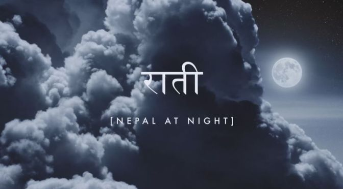 Top Aerial Travel Videos: 'Nepal At Night' (2020)