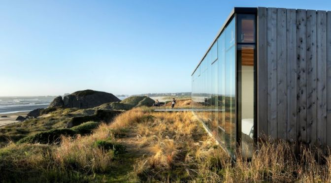 Design: 'Oregon Coast Beach House' By Cutler Anderson Architects