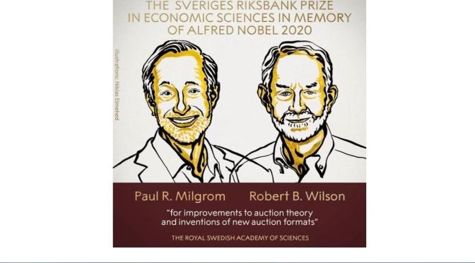 Top Interviews: Paul R. Milgrom & Robert B. Wilson, Nobel Prize In Economics For 2020