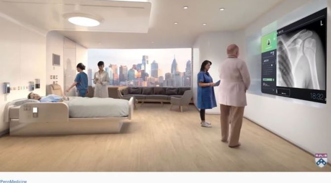 Future Of Hospitals: 'The New Pavilion At Penn Medicine – 2021' (Video)