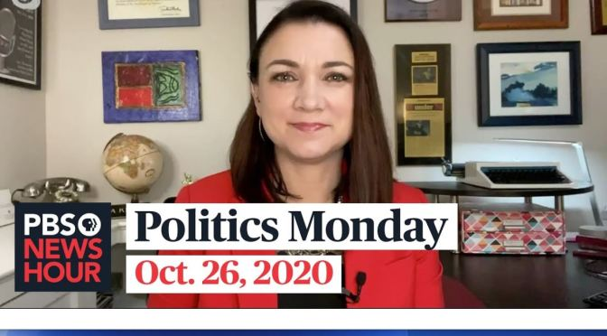 Politics Monday: Tamara Keith & Amy Walter On 2020 Campaign Final Week