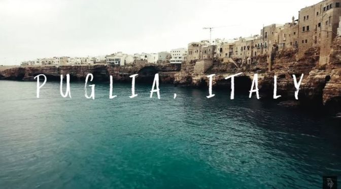 New Travel Videos: 'Puglia' In Southern Italy (2020)