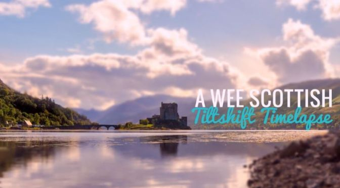 Timelapse Travel Videos: 'Scottish Highland' (2020)