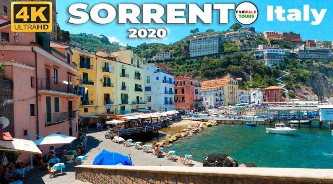 Top 2-Hour Walking Tours: 'Sorrento, Italy' (Video)