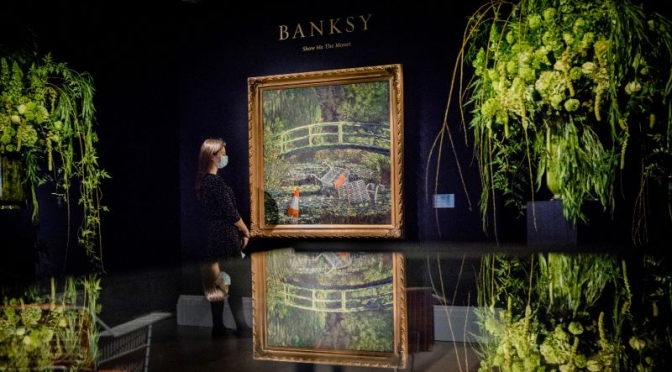 Arts & Culture: 'Paris Vs London – A Tale Of Two Capitals' (Sotheby's Video)