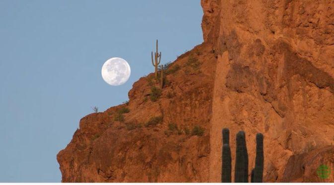 Travel Video: Superstition Mountains, Arizona (2020)