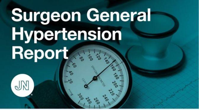 Health Video: 'Surgeon General Hypertension Report' (JAMA Network)