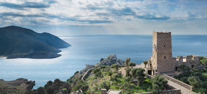 World's Top Small Hotels: 'Tainaron Blue Retreat', Mani Peninsula, Greece