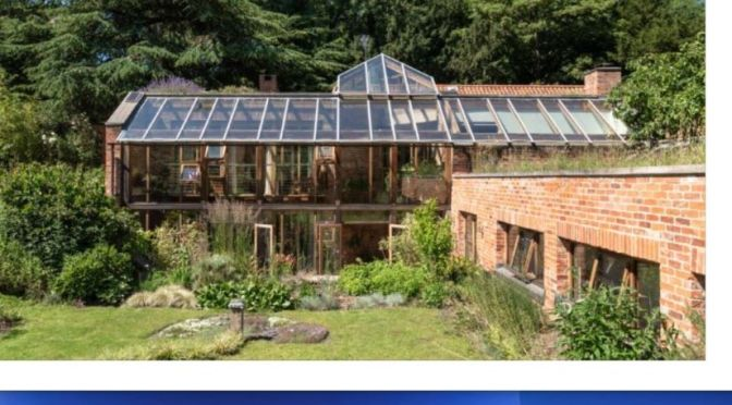 Home Tours: 'The Garden House' In Southwell, Nottinghamshire, UK