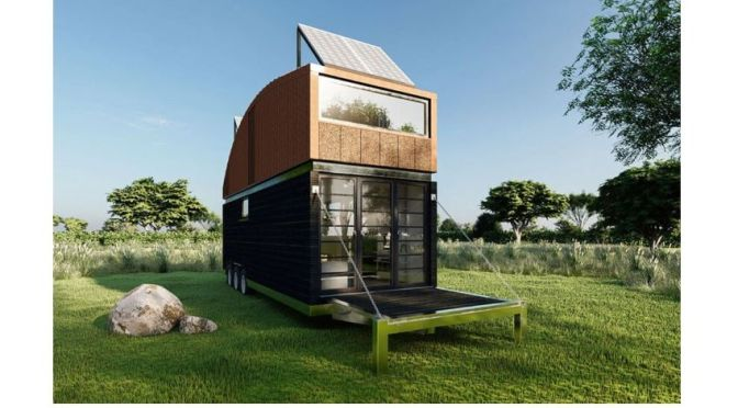 Best New Tiny Homes: 'The Natura' – Tiny Housing Co.