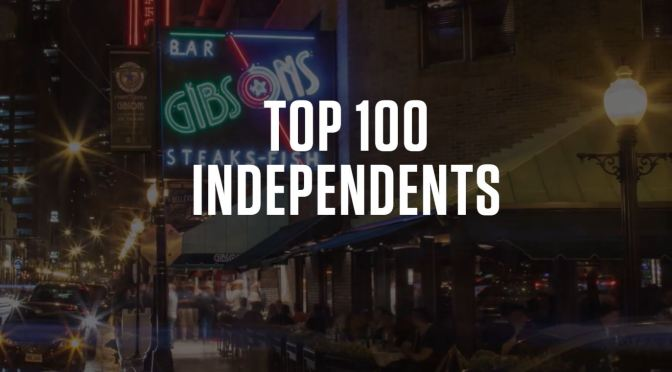 Food & Dining: 'Top 100 Independent Restaurants'