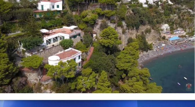 Italian Estate Video Tour: 'Villa Iris' In Positano