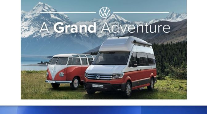 Top New Camper Vans: '2020 VW Grand California'