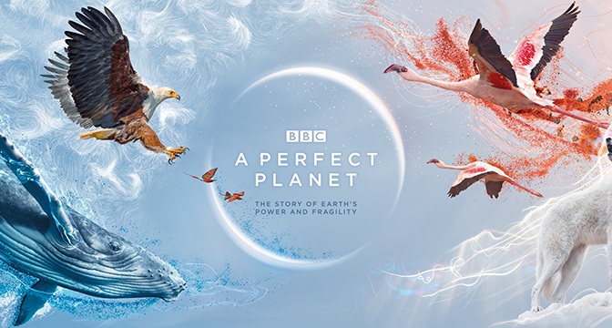 Video Trailer: 'A Perfect Planet – BBC Earth' With David Attenborough