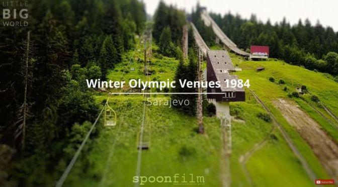 Travel Video: 'Abandoned Olympic Ruins In Sarajevo', Bosnia And Herzegovina