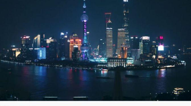 New Aerial Travel Videos: 'Shanghai, China' (2020)