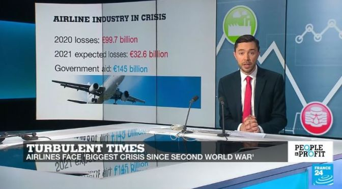 Travel: Can Airlines Recover In 2021? (Video)
