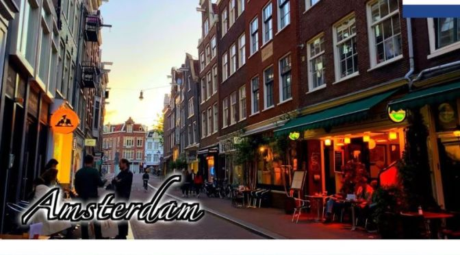 Evening Walking Tours: Amsterdam, Netherlands