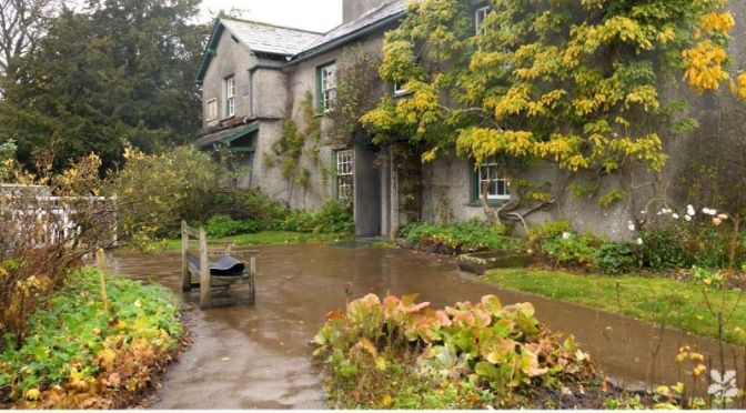 Literary Travel: 'Hill Top' – Cumbria, England Home Of Beatrix Potter (Video)