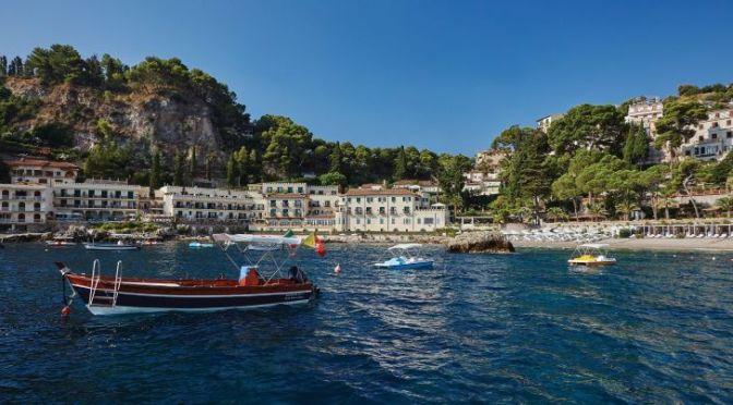 VIDEO TOUR: BELMOND VILLA SANT'ANDREA ON SICILY, ITALY