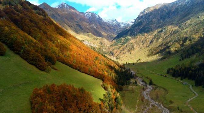New Aerial Travel Videos: 'Bergamo Orobie Forests', Val Seriana, Italy (2020)