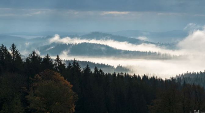 Timelapse Travel Video: 'Beskydy Mountains' In The Czech Republic (2020)
