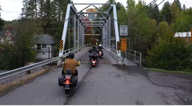 Road Trip Video: 'Big Sky Country – Montana Motorcycle Ride' (2020)