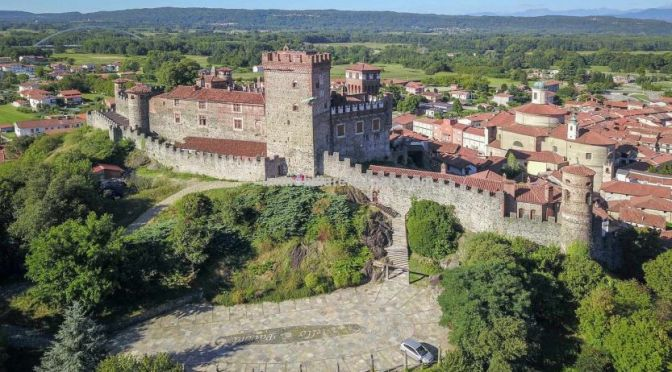Video Tour: 'Castello Torinese', Piedmont, Italy