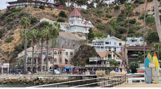 Travel Videos: 'Catalina Island, California' (2020)