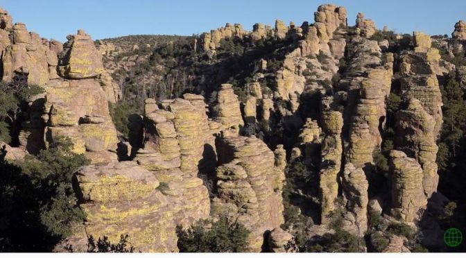 New Travel Videos: Chiricahua National Monument, Arizona