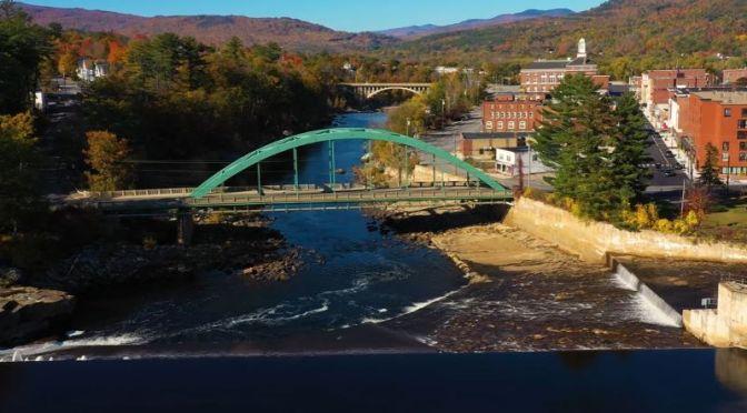 Top Aerial Travel Tours: Coastal Maine (Video)