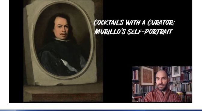Cocktails With A Curator: 'Murillo's Self-Portrait'