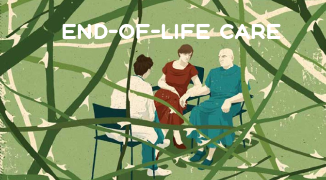 "Aging Adults: 'Learning About ""End-Of-Life Care"" From Grandpa' (NEJM)"