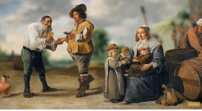 Art: Experience 'The Wine Harvest' By 17th C. Flemish Painter David Teniers