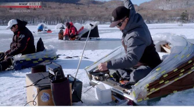 Food & Travel: Ice Fishing For 'Wakasagi' In Japan