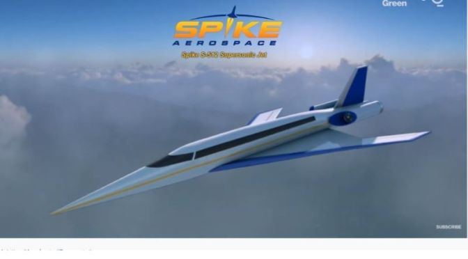 Air Travel: 'Flight Of The New Concordes – A New Supersonic Era' (Video)