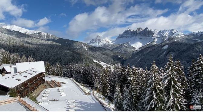 Top Hotel Tours: 'Forestis Dolomites' In Italy (Video)