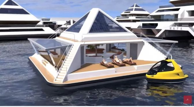 Design: Future Floating Homes & Houseboats