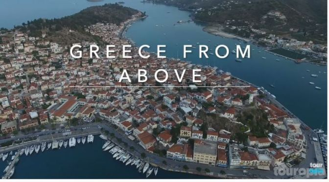 Travel Video: 'Greece From Above' – Santorini, Athens, Meteora & Lindos