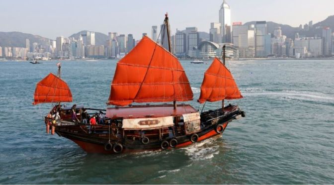 Travel & Tourism: 'Hong Kong's Junk Boats' (Video)
