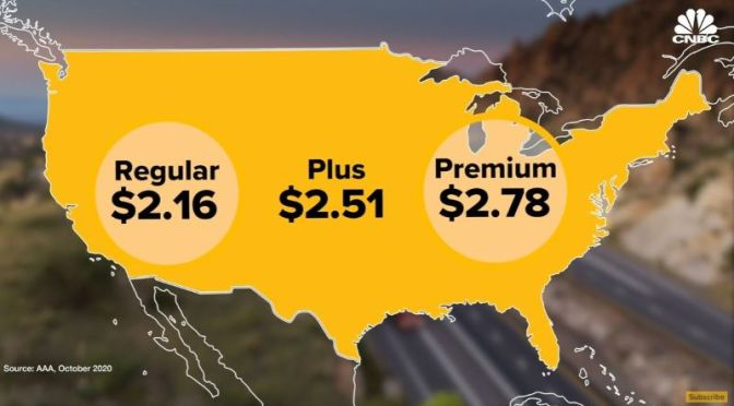 Investigations: 'Why Premium Gas Is A Waste Of Money' (CNBC Video)
