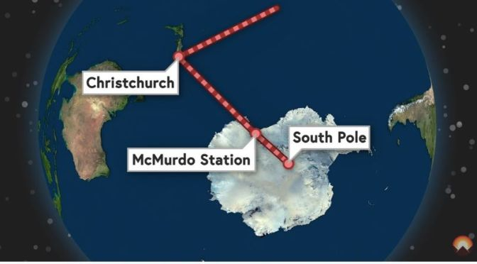Extreme Locations: 'How Living At The South Pole, Antarctica Works' (Video)