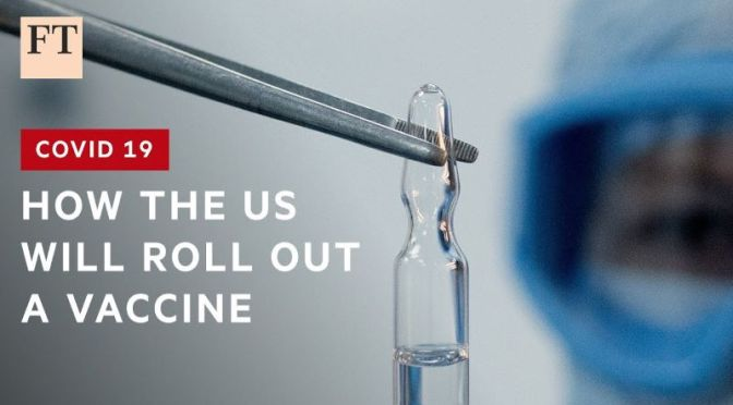 Covid-19: How The U.S. Will Roll Out Vaccine (Video)