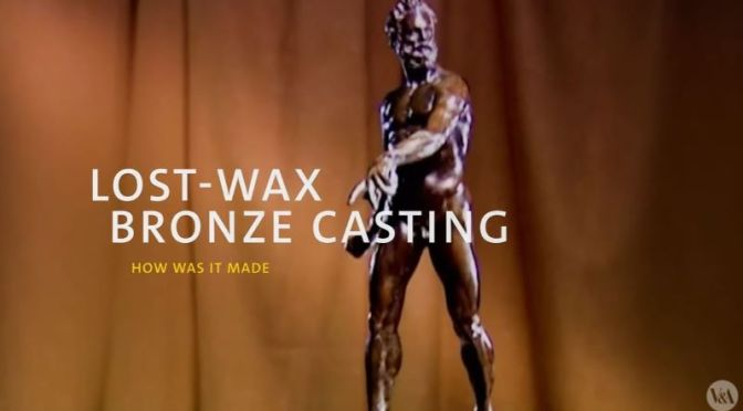 Ancient Arts: 'Lost-Wax Bronze Casting' (Video)
